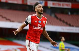 Pierre-Emerick Aubameyang - will he sign a new contract Arsenal contract?