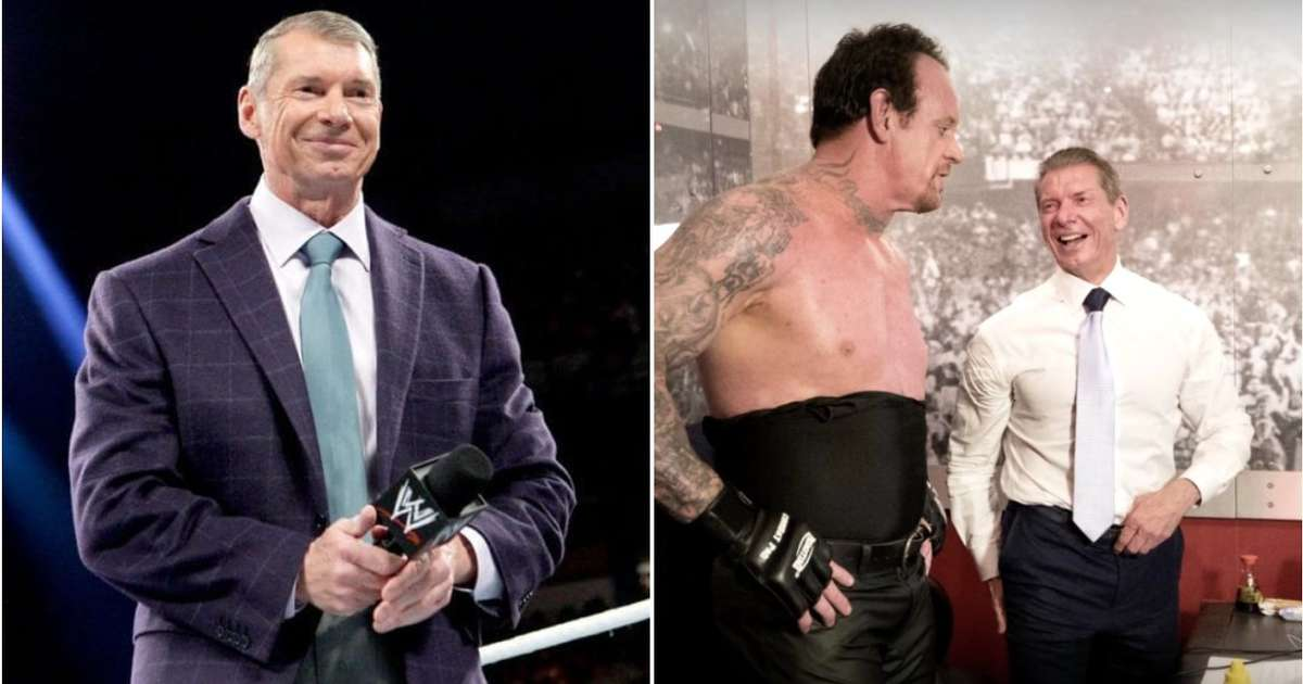 WWE news: Five stars and legends that Vince McMahon is friends with in real life - GIVEMESPORT