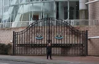 Newcastle gates