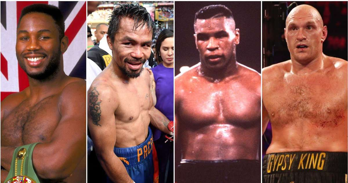 The 30 most overrated boxers of all time have been named by fans