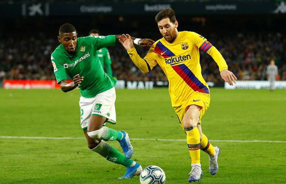 Spurs eyeing move for Barcelona-owned defender