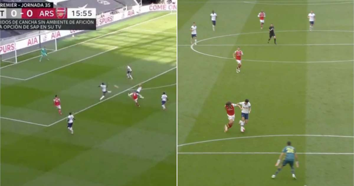 Alexandre Lacazette scores screamer v Spurs - Arsenal immediately mess it all up