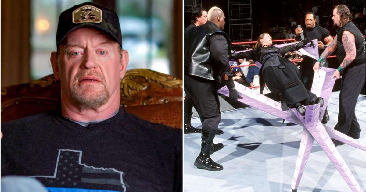 The Undertaker names the strangest storyline from his iconic WWE career