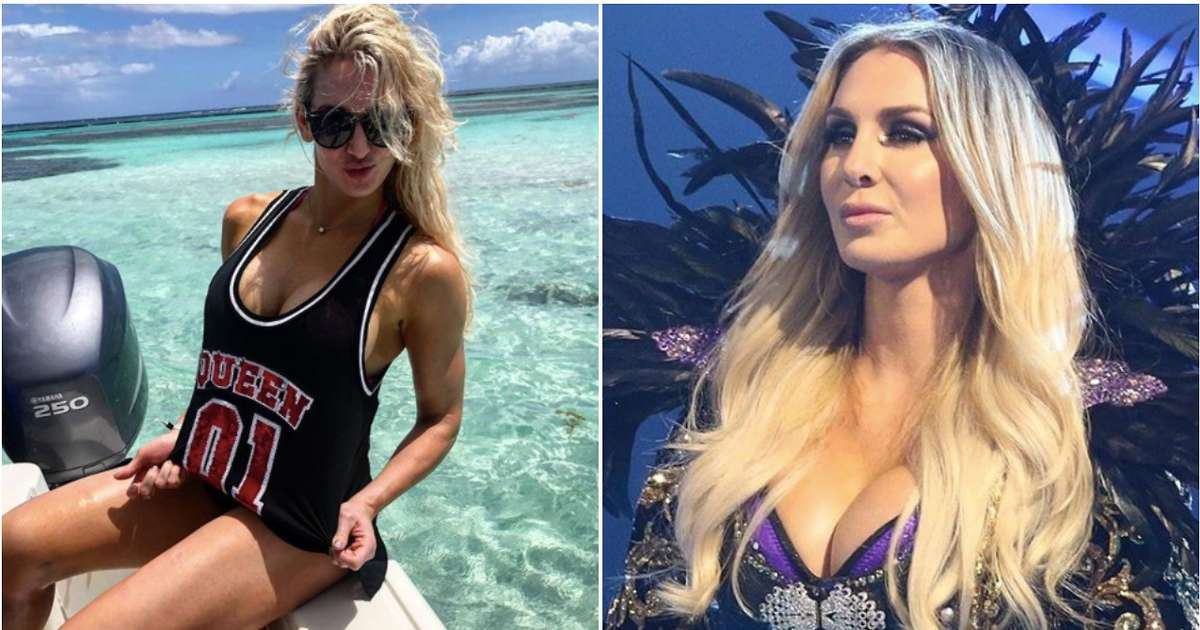 Charlotte Flair is taking time out from WWE to fix her breast implants