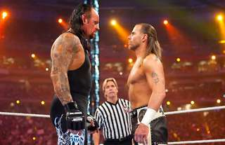 Michaels and Undertaker feature on the list