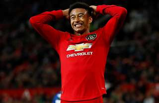 One fan can cash in on Lingard's misfortune