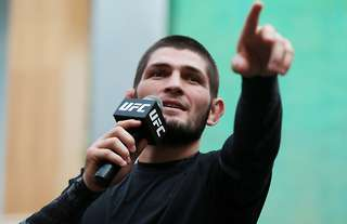 Khabib will be making a return to the UFC in 2020