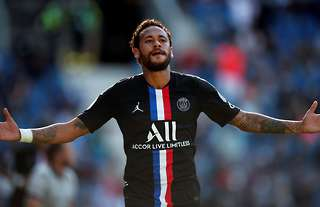 Neymar has been on form in PSG's friendly games