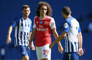 Arsenal are actively looking to sell Matteo Guendouzi