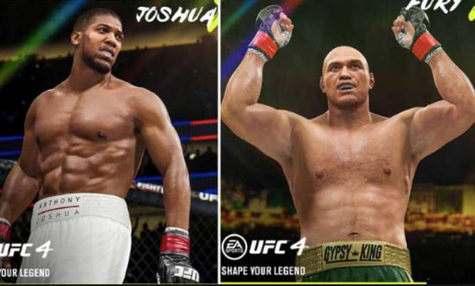 Ufc News Ea Sports Drop The First Official Gameplay Trailer For Ufc 4 Givemesport