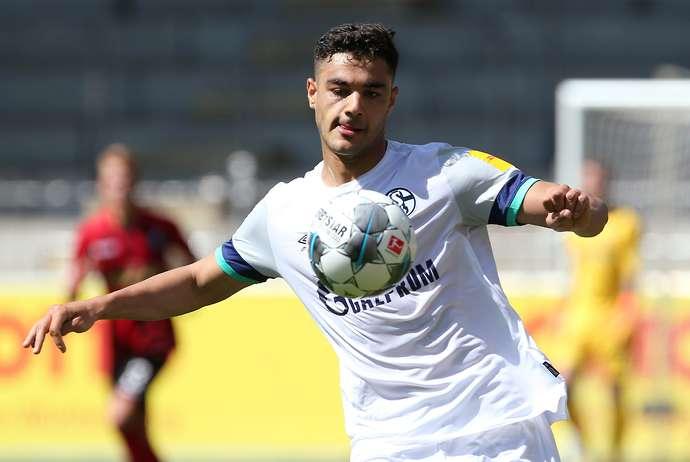 Kabak with Schalke