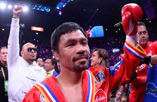 Is Manny Pacquiao a better pound-for-pound fighter than Floyd Mayweather