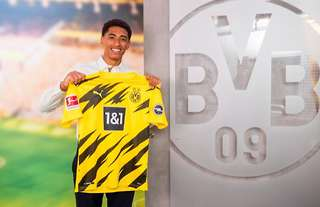 Borussia Dortmund have announced the signing of Jude Bellingham