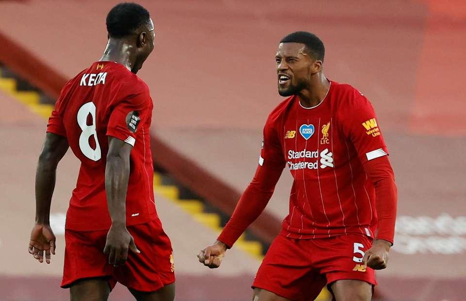 Liverpool vs Chelsea: Naby Keita scores screamer for the Premier ...