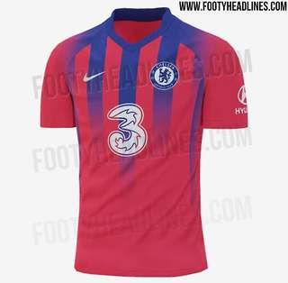 Premier League Every 2020 21 Jersey That Has Been Leaked Or Confirmed So Far Givemesport