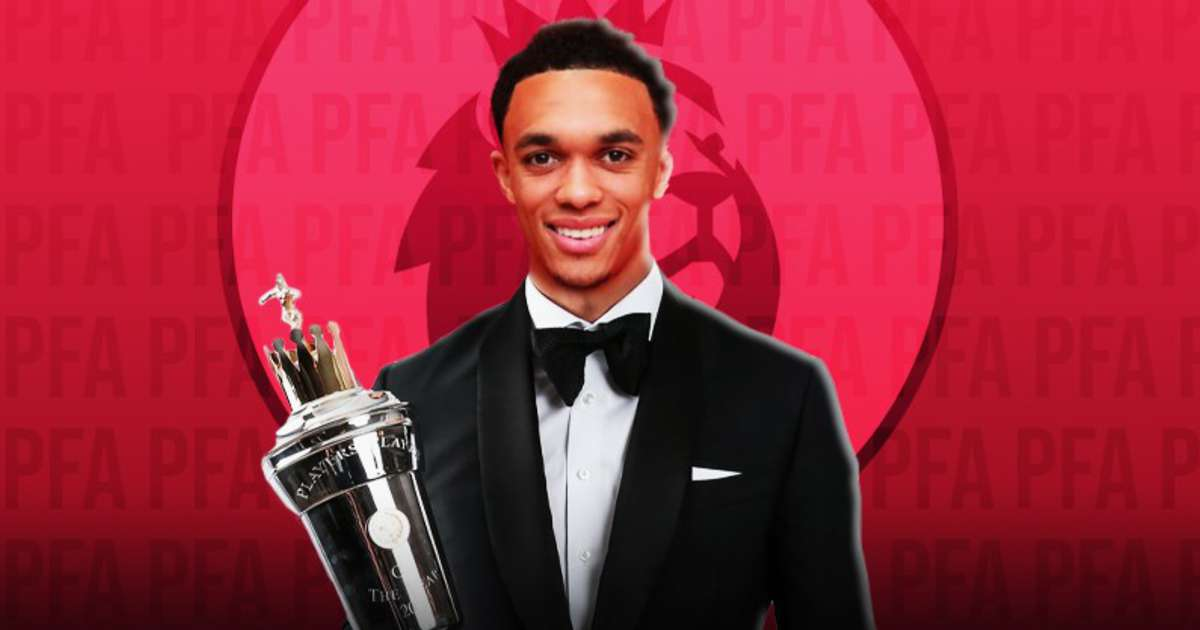Why Liverpool S Trent Alexander Arnold Should Be The 2019 20 Pfa Player Of The Year Givemesport