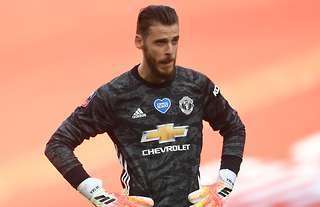 It's all gone wrong for De Gea at Man Utd