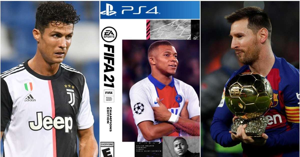 Messi Ronaldo Who Are Going To Be The 30 Highest Rated Players On Fifa 21 Givemesport