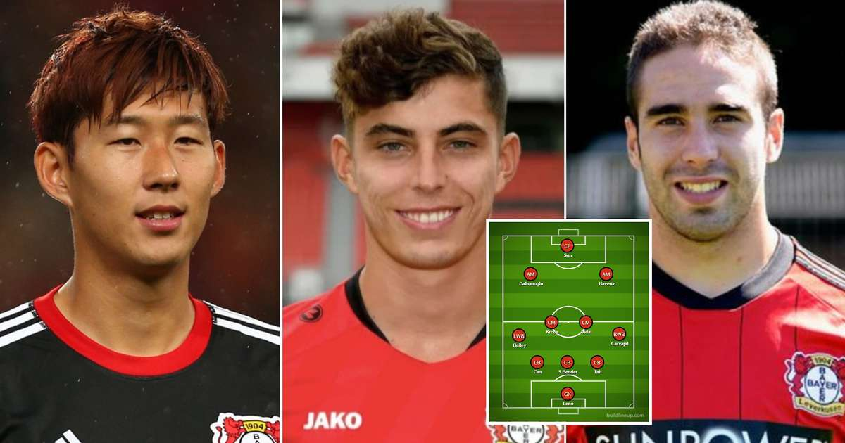 Bayer Leverkusen's incredible XI if they had kept their best players in recent years