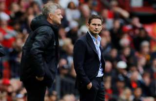 Has Frank Lampard outdone Ole Gunnar Solskjaer in 2019/20?
