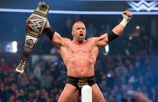 Triple H is a WWE legend