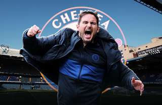 Lampard should be named manager of the season