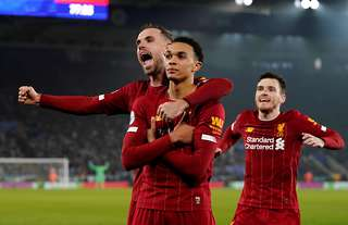 Trent Alexander-Arnold delivered an iconic performance vs Leicester