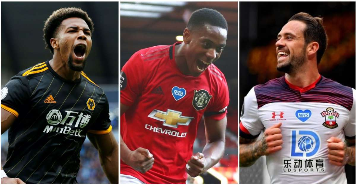 Every Premier League club's most improved player in the 2019/20 season