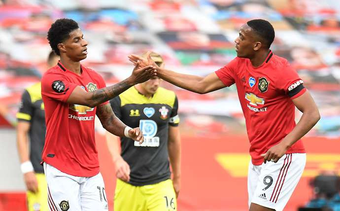 Rashford & Martial