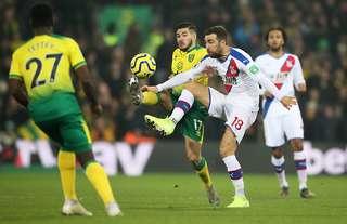 Emiliano Buendia versus Crystal Palace
