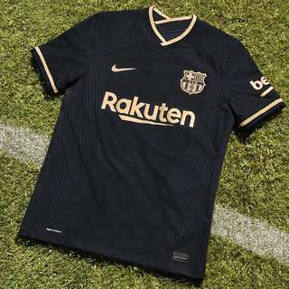 barcelona s new kit their away shirt for the 2020 21 season is one of the best we ve ever seen givemesport barcelona s new kit their away shirt