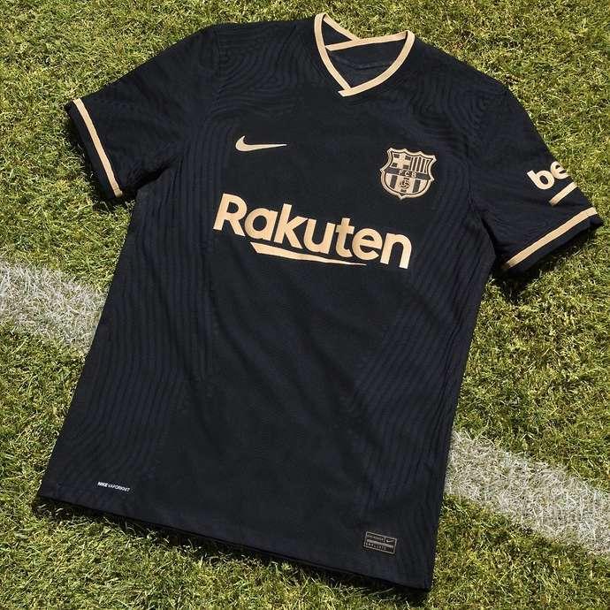 The Best Fc Barcelona 2020/21 Away Kit