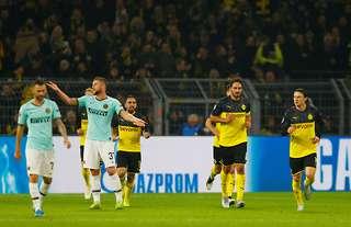 Milan Skriniar vs Dortmund