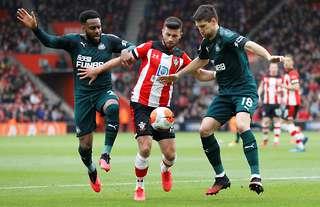Danny Rose versus Southampton