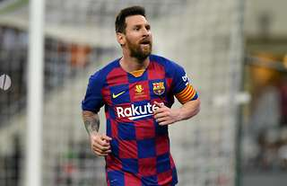 Messi is wanted by Inter Milan