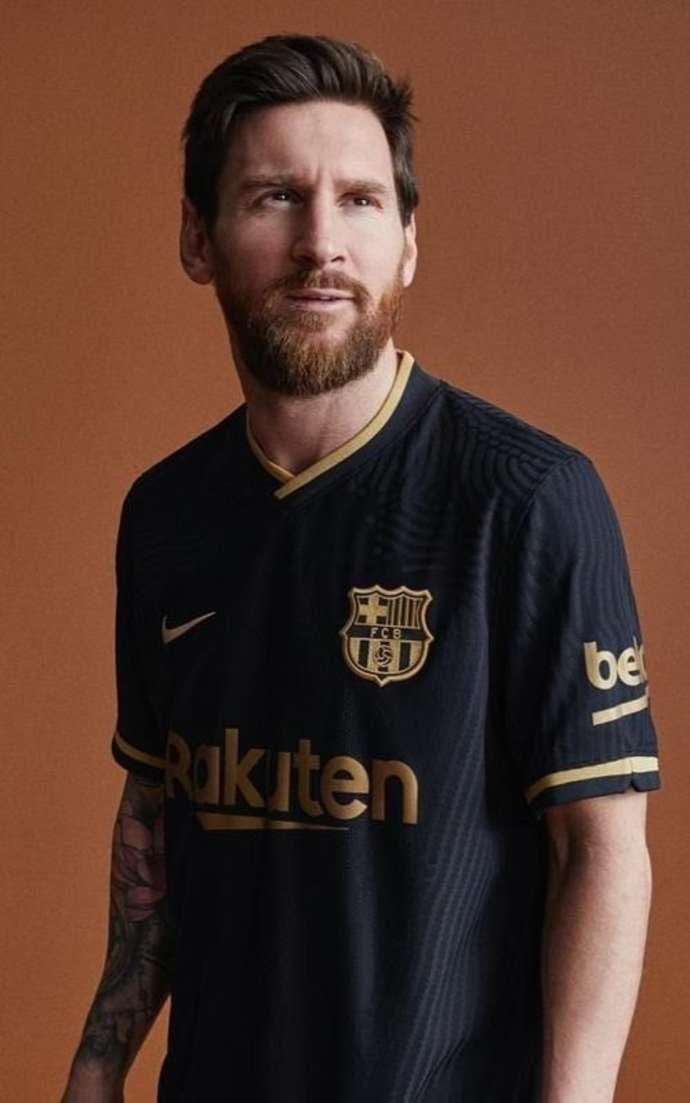 Barcelona S New Kit Their Away Shirt For The 2020 21 Season Is One Of The Best We Ve Ever Seen Givemesport