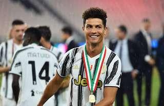 Cristiano Ronaldo has scored 21 Serie A goals in 2020