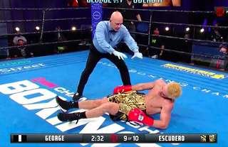 Joe George vs Marcos Escudero