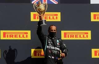 Hamilton won a dramatic GP