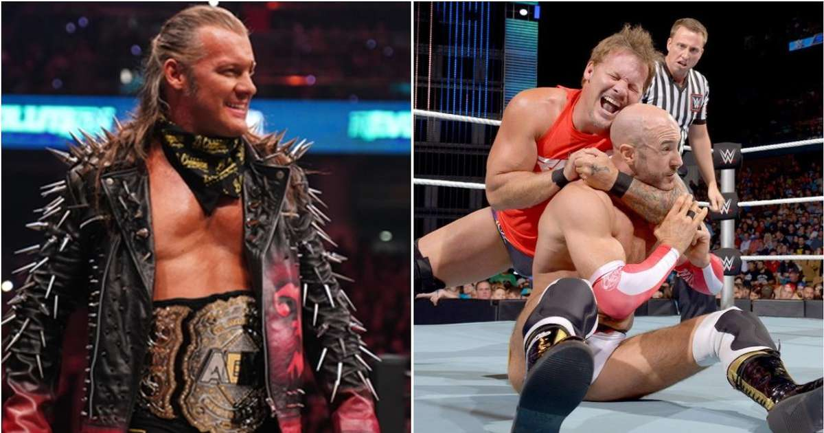 Chris Jericho names six massive stars he wants AEW to sign including three from WWE