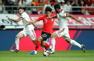 Milad Mohammadi vs South Korea