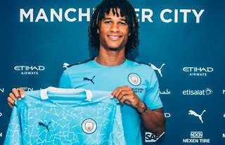 Nathan Ake is officially a Man City player