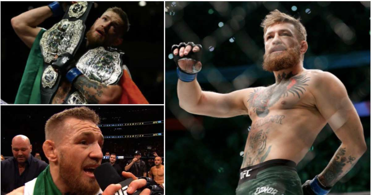 Love him or hate him, Conor McGregor made UFC what it is today