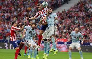 Rafinha in action for Celta Vigo