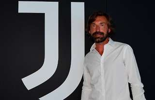 Andrea Pirlo is the new manager of Juventus!