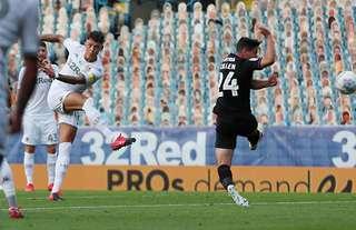 Ben White scores for Leeds