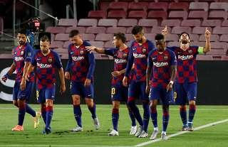 Barcelona make the top 10