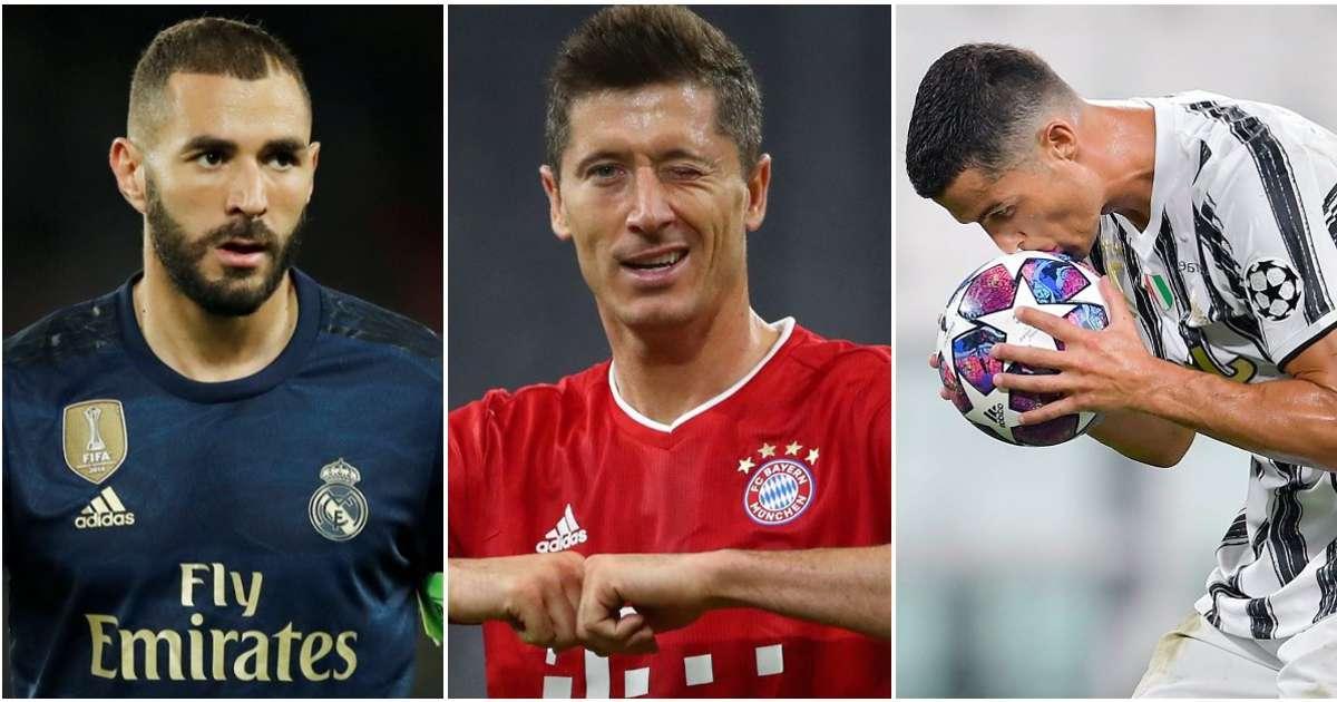 Ronaldo, Messi, Lewandowski: Who are the top goalscorers in Champions League history? - GIVEMESPORT