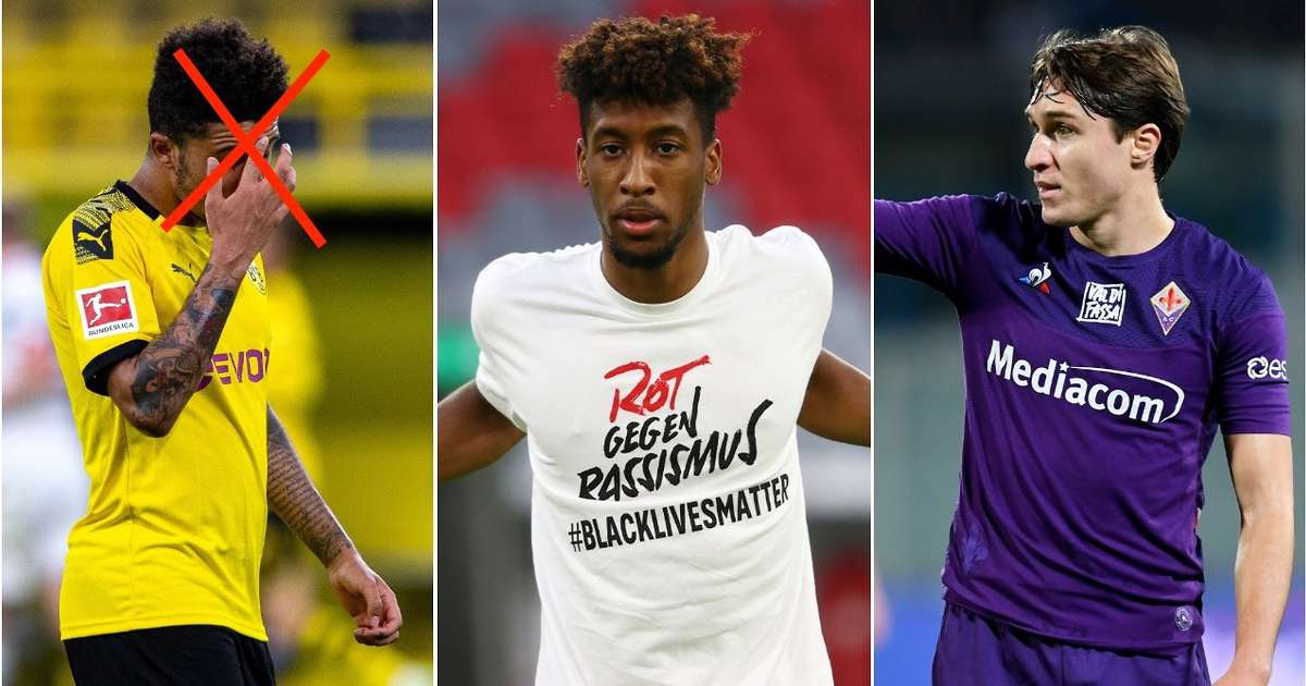 7 alternatives Man Utd should look at signing after missing out on Jadon Sancho