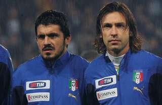 Gennaro Gattuso & Andrea Pirlo